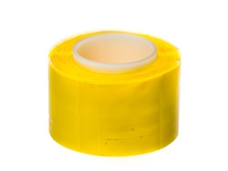 Advanced grip technology that utilises a specially formulated silicon material that offers superior grip performance over wax or adhesive tapes. Microscopic gas bubbles in the tape activate the rubber so that it permanently sticks only to itself! No more adhesives or sticky residues to deal with.