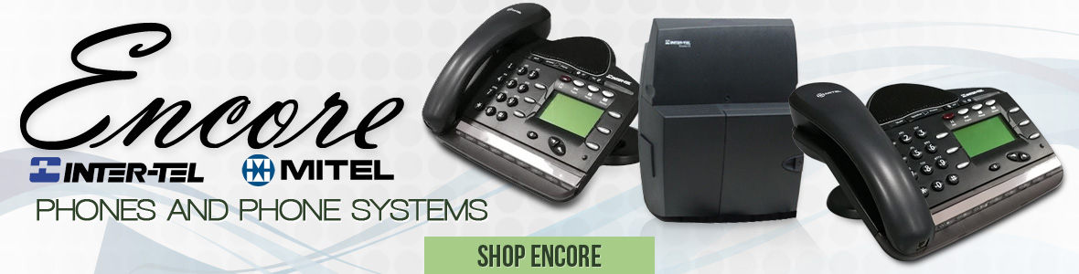 Encore Inter-Tel Mitel Equipment