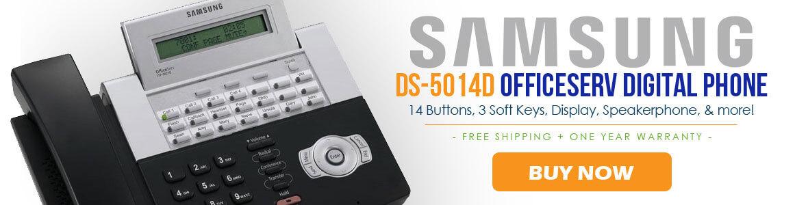 Samsung IP and Digital Phones