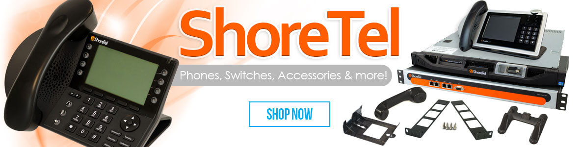 ShoreTel Phones, ShoreGear Switches and More