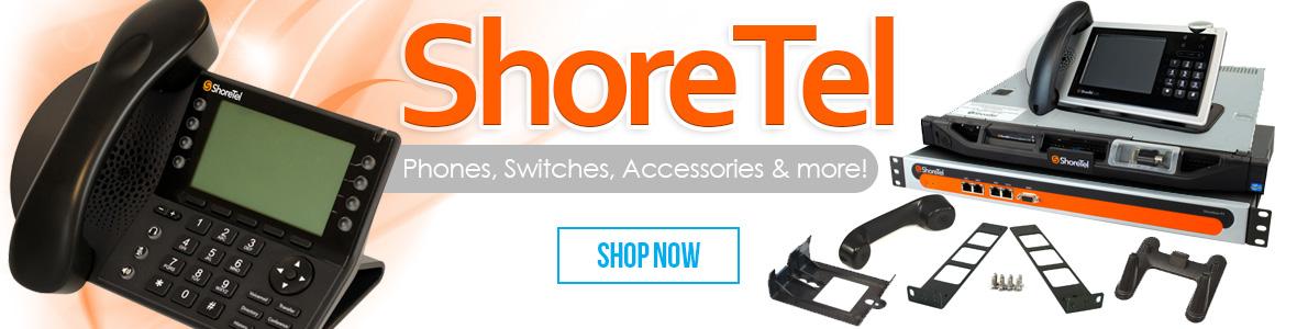 Buy ShoreTel Equipment