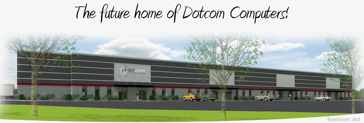 Future home of Dotcom Computers