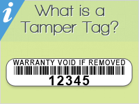 What's a Tamper Tag