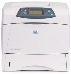 HP Color LaserJet Monochrome Printer 4250DTN Q5403A