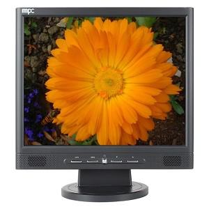 """MPC F1775 17"""" LCD Flat-Panel Monitor MNN001425-00 New"""