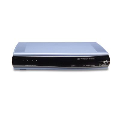 3Com VCX V7111 4 FXO Gateway 3CRVG71113-07 HP JE369A