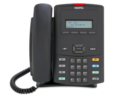Nortel 1210 IP Phone NTYS18BC70E6
