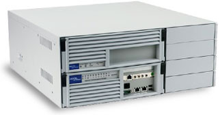 Nortel BCM 400 NT7B10AAFVE5 RLS 4.0 Phone Server