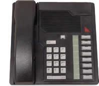Nortel Meridian M2008 Black Digital Phone