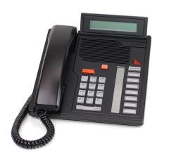 Nortel Meridian M5208 NT4X41 Digital Phone (Black)