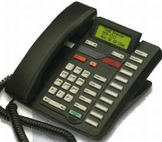 Nortel Meridian M8314 Digital Phone (Black)