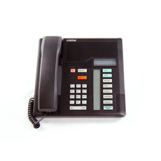 Nortel Norstar M7208 Phone NT8B30 (Black)