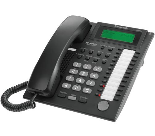 Panasonic KX-T7735-B Hybrid Phone