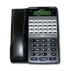 Panasonic VB-44223A DBS Digital Phone Black Display 22 Button