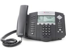 Polycom Soundpoint IP 550 SIP Phone 2200-12550-025