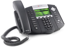 Polycom SoundPoint IP 670 Gigabit Phone (2200-12670-025)