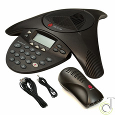 Polycom Soundstation 2 Conference Phone 2200-16000-001 Non-Expandable