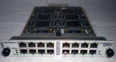 Riverstone Networks G8M-HTXB2-16 Module RS8600