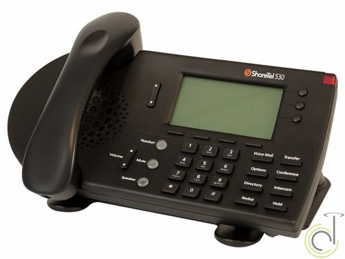 ShoreTel 530 IP Phone (Black)