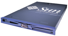 Sun Sunfire V210 2x 1.0 GHZ 2 GB Ram 2x 72GB HD