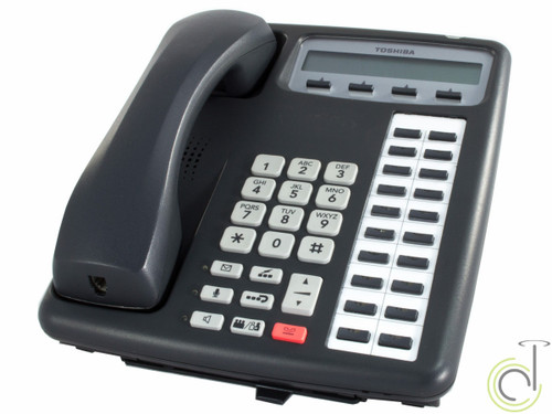 Toshiba IPT2020-SD IP Phone Display Speakerphone