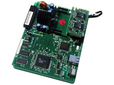 Toshiba Strata BIPU-M2A with BIPS1A-16 16 Circuit IP Card