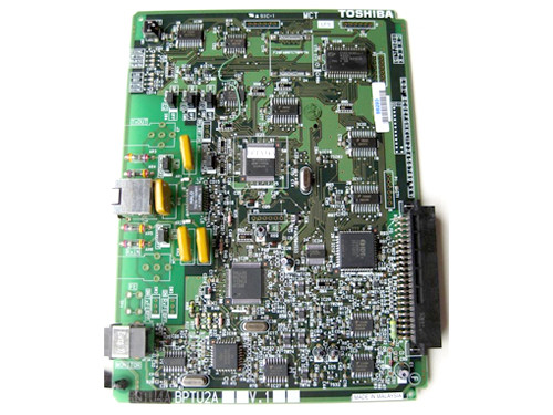Toshiba Strata BPTU2A Interface Card