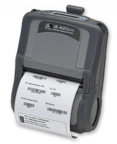 Zebra QL420 Plus Mobile Thermal Printer WiFi