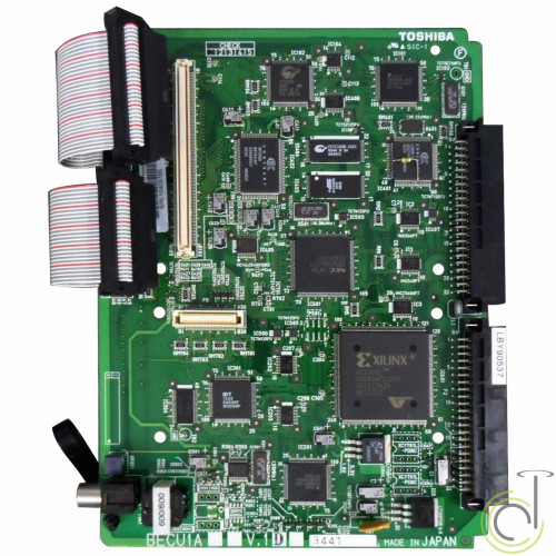 Toshiba BBCU1A Processor Card CTX670
