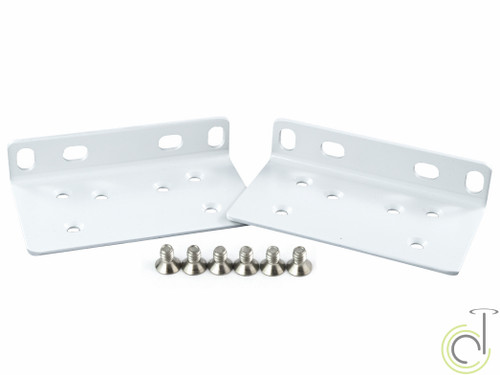 "Adtran Atlas 550 19"" Inch Rack Mounts - New"