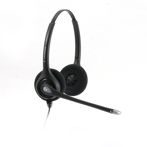 Plantronics HW261N SupraPlus Wired Headset Biaural 64337-31