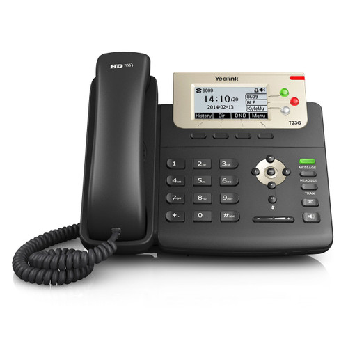Yealink SIP-T23G Gigabit IP Phone - NEW