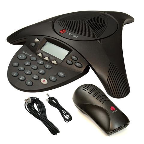 Nortel Direct Connect Conference Phone Polycom SoundStation2 (2201-17120-601)