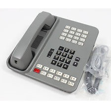 Vodavi SP-61612-54 Starplus Enhanced Key Phone Gray