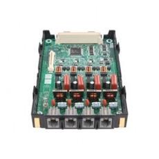 Panasonic KX-TDA5180 LCOT-4 Card KX-TDA50 Front