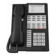 Inter-Tel GLX+ 612.4300 Digital Phone Black