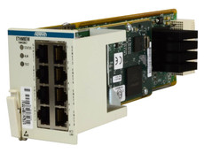 Adtran Opti-6100 1184530L1 ETHM8EW 8-Port Enhanced Ethernet Module