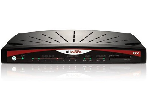 Allworx 6x VoIP Phone System Network Server