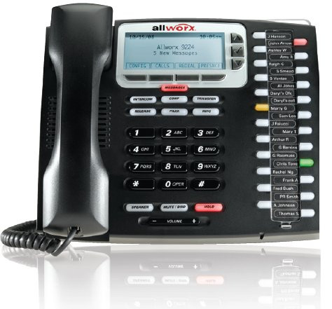 Allworx IP 9224 VoIP Phone - New