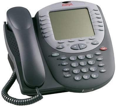 Avaya 4621SW IP Backlit Display Phone 700345192