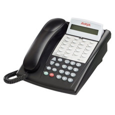 Avaya Partner 18D Euro Series 2 Phone (Black)