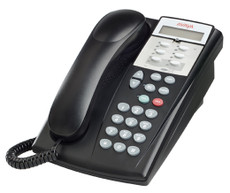 Avaya Partner 6D Euro Series 2 Phone (Black)