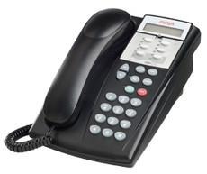 Avaya Partner 6D Euro Series 2 Phone (Black)