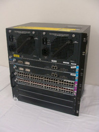 Cisco Catalyst 4507R Modular Enterprise Switch