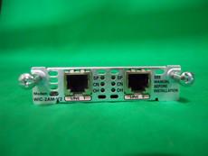 Cisco WIC-2AM-V2 Modem Interface 2AM Card Ver 2