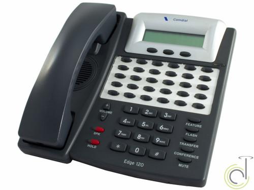 Comdial Vertical Edge 120 7261-00 Digital DX-120 Phone