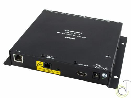 Crestron DM-TX-201-S Fiber Transmitter 201