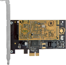 Digium TCE400B (1TCE400BLF) PCIe Transcoder Card
