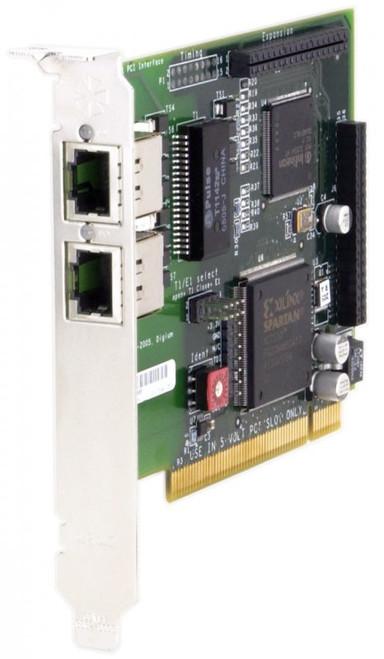 Digium TE205P Dual Port ISDN PCI Card