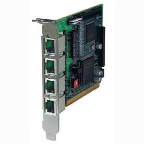 Digium TE405P Quad T1/E1 PCI Card